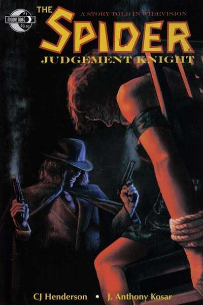 Spider: Judgement Knight #1 Comic Books - Covers, Scans, Photos  in Spider: Judgement Knight Comic Books - Covers, Scans, Gallery
