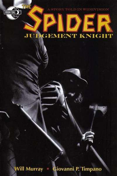 Spider: Judgement Knight #2 Comic Books - Covers, Scans, Photos  in Spider: Judgement Knight Comic Books - Covers, Scans, Gallery