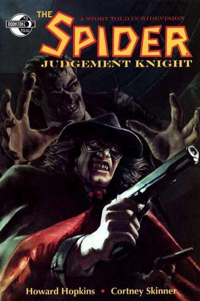 Spider: Judgement Knight #3 comic books - cover scans photos Spider: Judgement Knight #3 comic books - covers, picture gallery