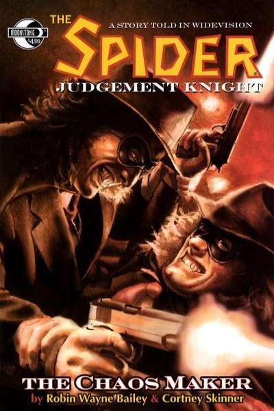 Spider: Judgement Knight #1 comic books for sale