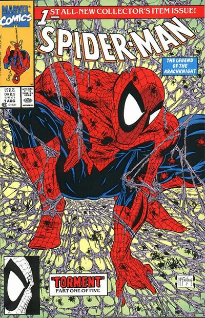 Spider-Man Comic Books. Spider-Man Comics.