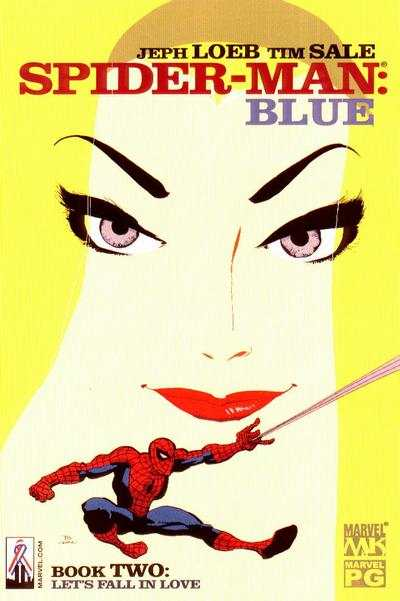 Spider-Man: Blue #2 Comic Books - Covers, Scans, Photos  in Spider-Man: Blue Comic Books - Covers, Scans, Gallery
