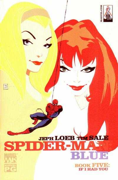 Spider-Man: Blue #5 Comic Books - Covers, Scans, Photos  in Spider-Man: Blue Comic Books - Covers, Scans, Gallery