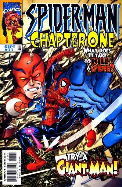 Spider-Man: Chapter One #11 Comic Books - Covers, Scans, Photos  in Spider-Man: Chapter One Comic Books - Covers, Scans, Gallery