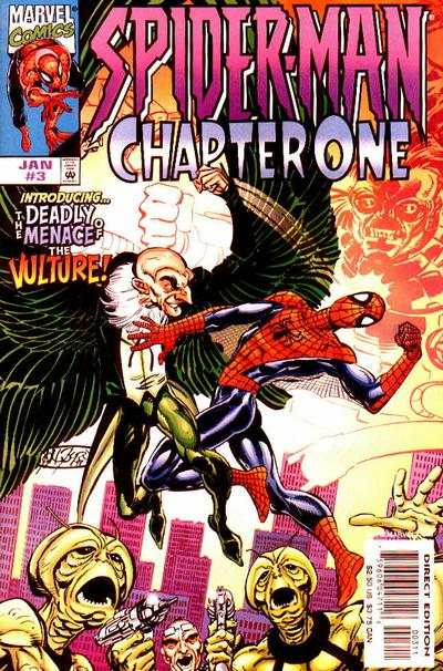 Spider-Man: Chapter One #3 Comic Books - Covers, Scans, Photos  in Spider-Man: Chapter One Comic Books - Covers, Scans, Gallery