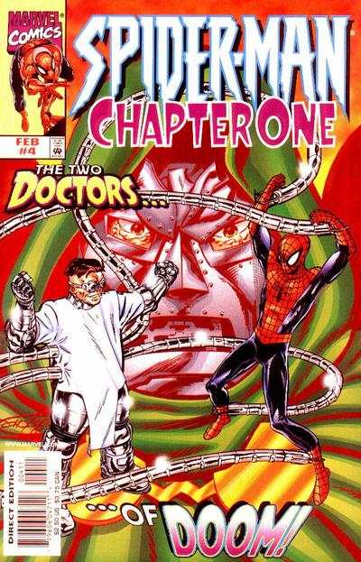 Spider-Man: Chapter One #4 comic books for sale