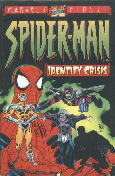 Spider-Man: Identity Crisis #1 comic books for sale
