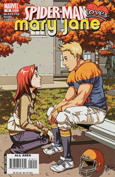 Spider-Man Loves Mary Jane #19 comic books for sale