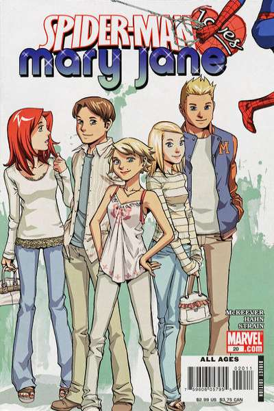 Spider-Man Loves Mary Jane #20 comic books for sale