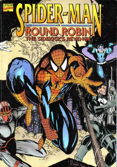 Spider-Man: Round Robin - The Sidekick's Revenge #1 comic books - cover scans photos Spider-Man: Round Robin - The Sidekick's Revenge #1 comic books - covers, picture gallery