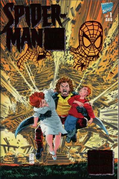 Spider-Man: The Lost Years #1 Comic Books - Covers, Scans, Photos  in Spider-Man: The Lost Years Comic Books - Covers, Scans, Gallery
