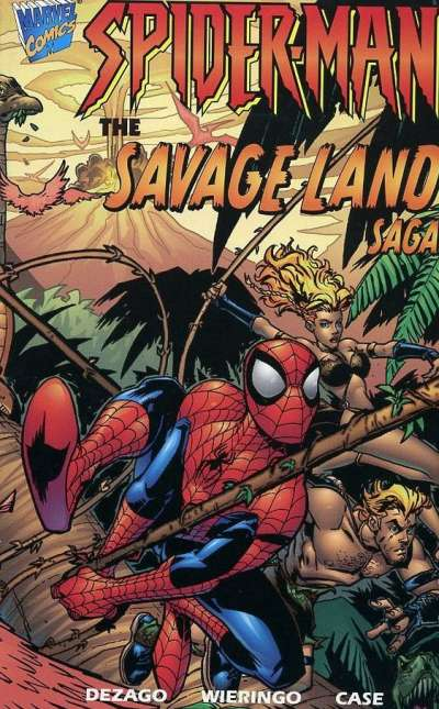 Spider-Man: The Savage Land Saga TPB Comic Books. Spider-Man: The Savage Land Saga TPB Comics.