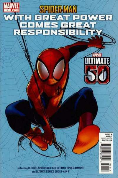 Spider-Man: With Great Power Comes Great Responsibility comic books