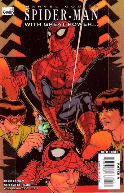Spider-Man: With Great Power #5 comic books for sale