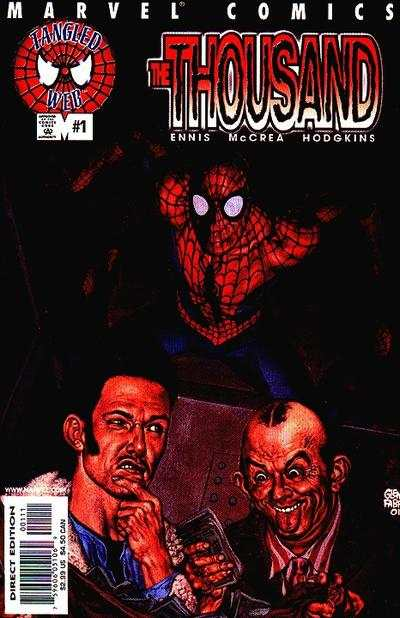 Spider-Man's Tangled Web #1 Comic Books - Covers, Scans, Photos  in Spider-Man's Tangled Web Comic Books - Covers, Scans, Gallery