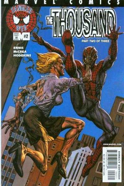 Spider-Man's Tangled Web #2 comic books - cover scans photos Spider-Man's Tangled Web #2 comic books - covers, picture gallery