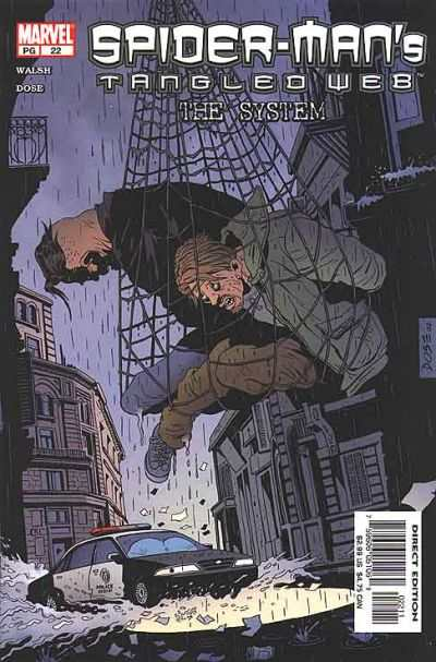 Spider-Man's Tangled Web #22 Comic Books - Covers, Scans, Photos  in Spider-Man's Tangled Web Comic Books - Covers, Scans, Gallery
