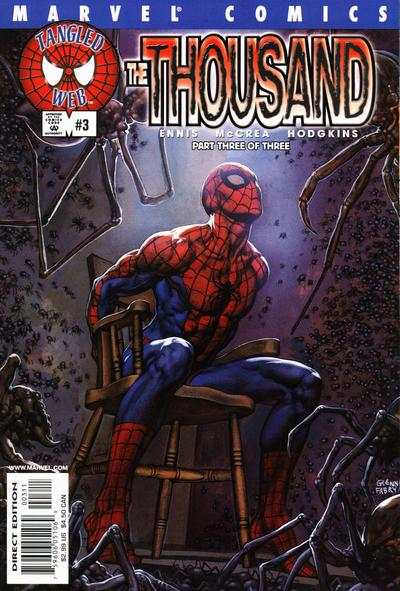 Spider-Man's Tangled Web #3 comic books for sale
