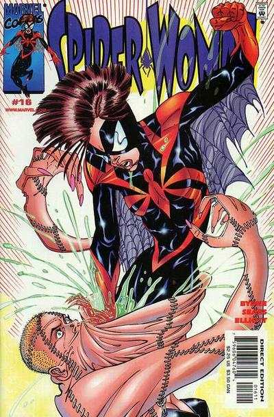 Spider-Woman #16 Comic Books - Covers, Scans, Photos  in Spider-Woman Comic Books - Covers, Scans, Gallery