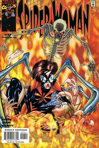 Spider-Woman #17 comic books for sale