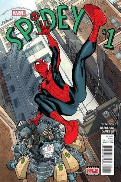 Spidey Comic Books. Spidey Comics.