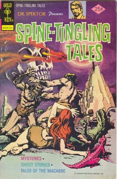 Spine-Tingling Tales comic books