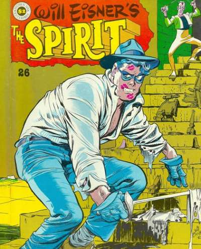 Spirit #26 comic books for sale