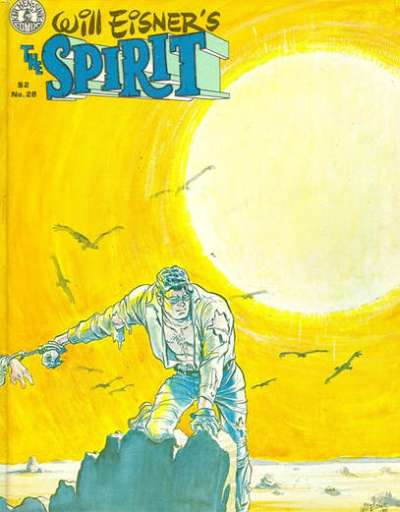 Spirit #28 comic books for sale