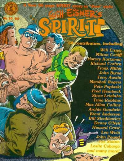 Spirit #30 comic books for sale