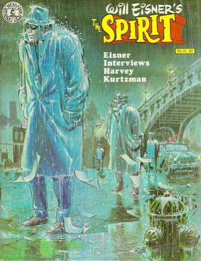 Spirit #31 comic books for sale