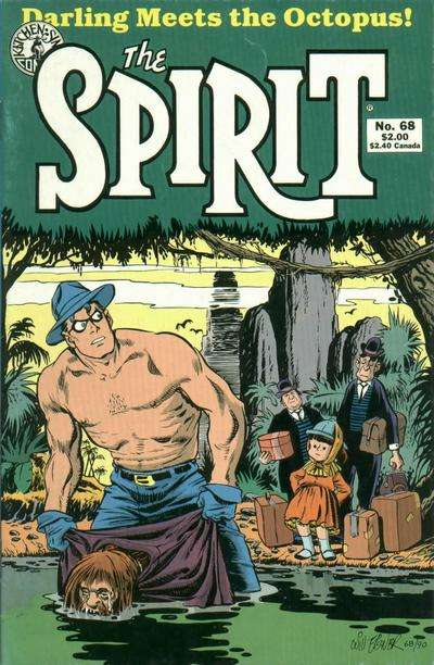 Spirit #68 comic books for sale