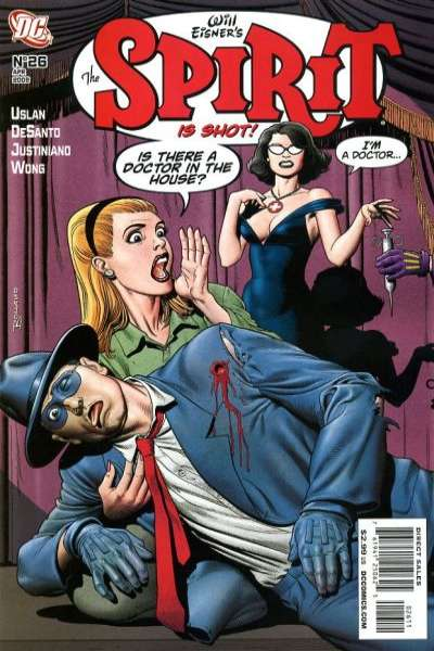 Spirit #26 Comic Books - Covers, Scans, Photos  in Spirit Comic Books - Covers, Scans, Gallery
