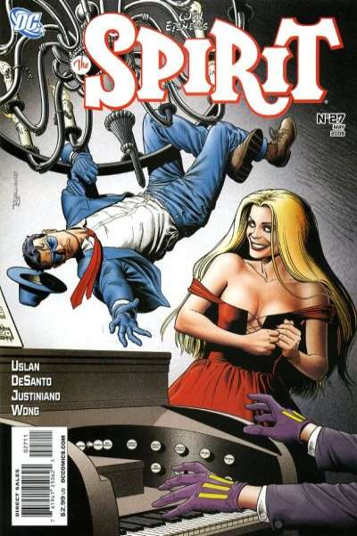 Spirit #27 Comic Books - Covers, Scans, Photos  in Spirit Comic Books - Covers, Scans, Gallery