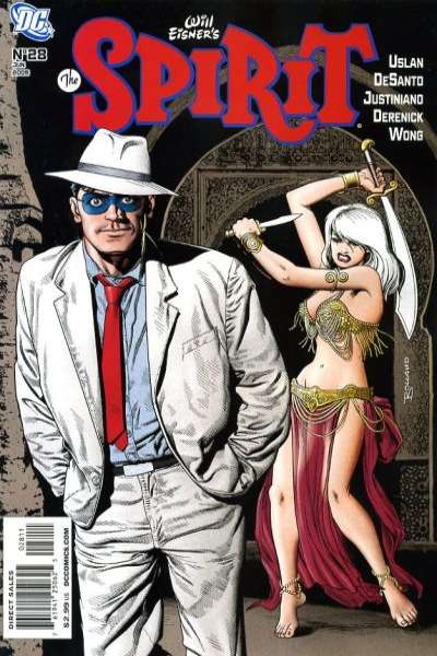 Spirit #28 Comic Books - Covers, Scans, Photos  in Spirit Comic Books - Covers, Scans, Gallery