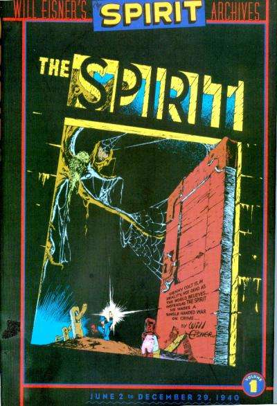 Spirit Archives - Hardcover Comic Books. Spirit Archives - Hardcover Comics.