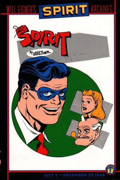 Spirit Archives - Hardcover #17 Comic Books - Covers, Scans, Photos  in Spirit Archives - Hardcover Comic Books - Covers, Scans, Gallery