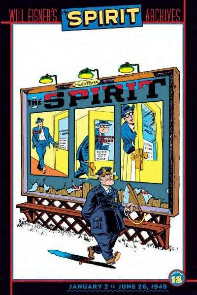 Spirit Archives - Hardcover #18 Comic Books - Covers, Scans, Photos  in Spirit Archives - Hardcover Comic Books - Covers, Scans, Gallery