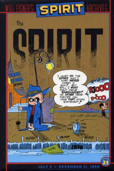 Spirit Archives - Hardcover #21 comic books for sale