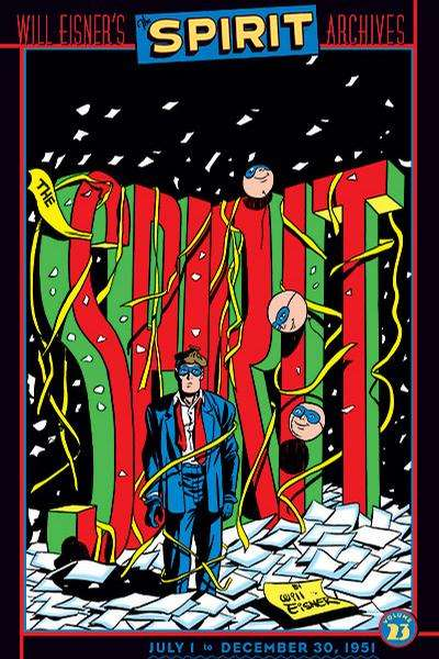 Spirit Archives - Hardcover #23 Comic Books - Covers, Scans, Photos  in Spirit Archives - Hardcover Comic Books - Covers, Scans, Gallery