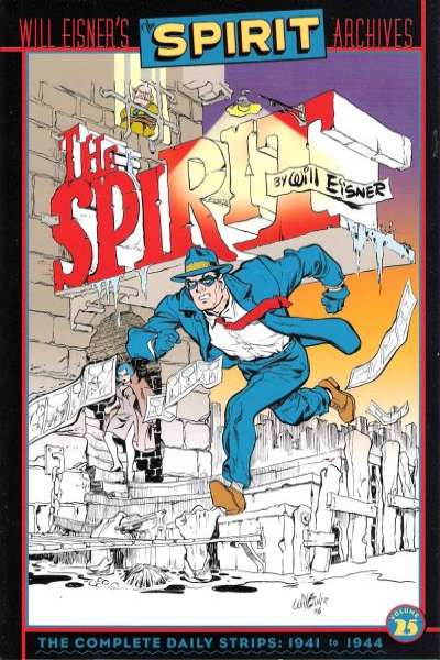 Spirit Archives - Hardcover #25 Comic Books - Covers, Scans, Photos  in Spirit Archives - Hardcover Comic Books - Covers, Scans, Gallery