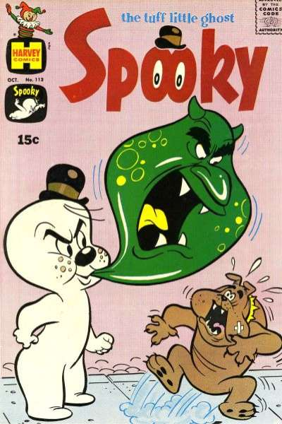 Spooky #113 comic books for sale