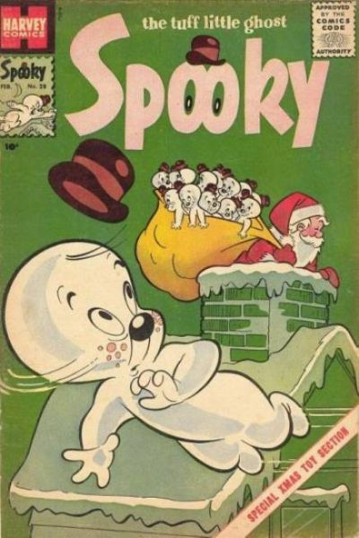 Spooky #29 comic books - cover scans photos Spooky #29 comic books - covers, picture gallery