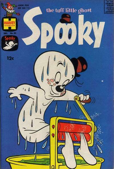 Spooky #83 comic books for sale