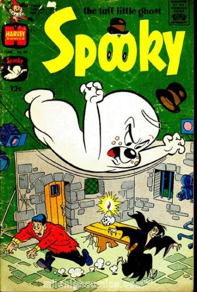 Spooky #92 comic books for sale