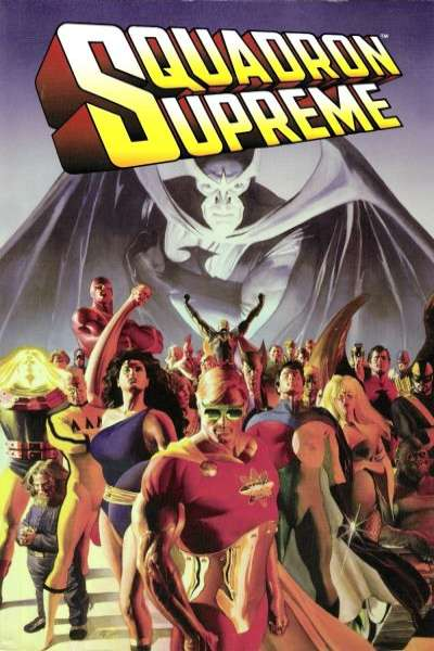 Squadron Supreme - Hardcover #1 comic books for sale