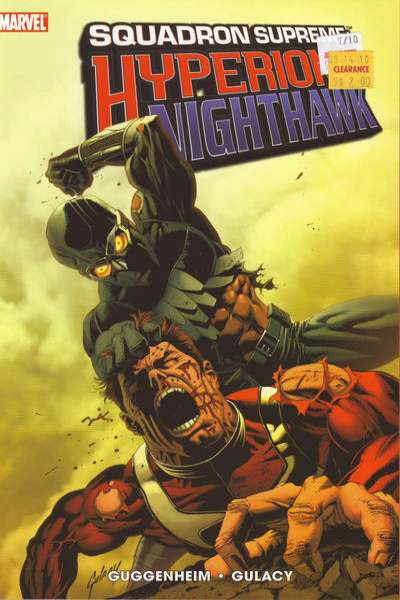 Squadron Supreme: Hyperion vs. Nighthawk #1 comic books for sale