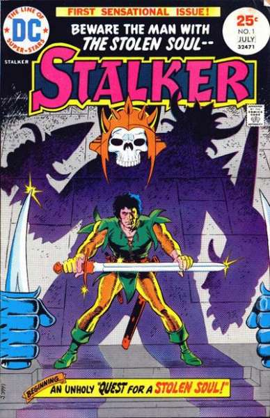 Stalker Comic Books. Stalker Comics.