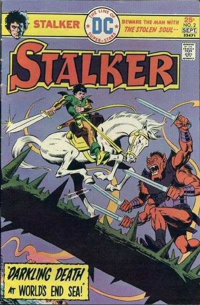 Stalker #2 comic books for sale