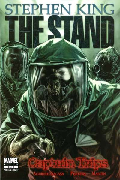Stand: Captain Trips #2 comic books - cover scans photos Stand: Captain Trips #2 comic books - covers, picture gallery