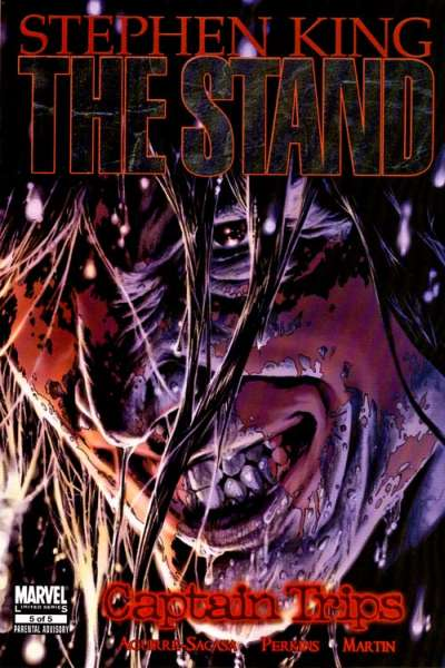 Stand: Captain Trips #5 comic books - cover scans photos Stand: Captain Trips #5 comic books - covers, picture gallery